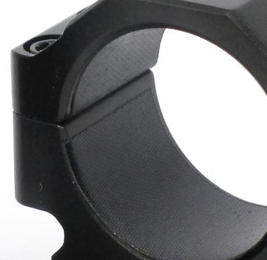 Кольца Leapers Accushot 25,4 мм на Weaver, STM, высокие (H)