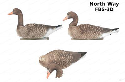 North Way FBS-3D