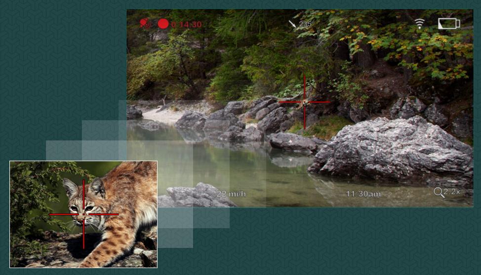 Прицел ночного видения ATN X-Sight HD 3-12x